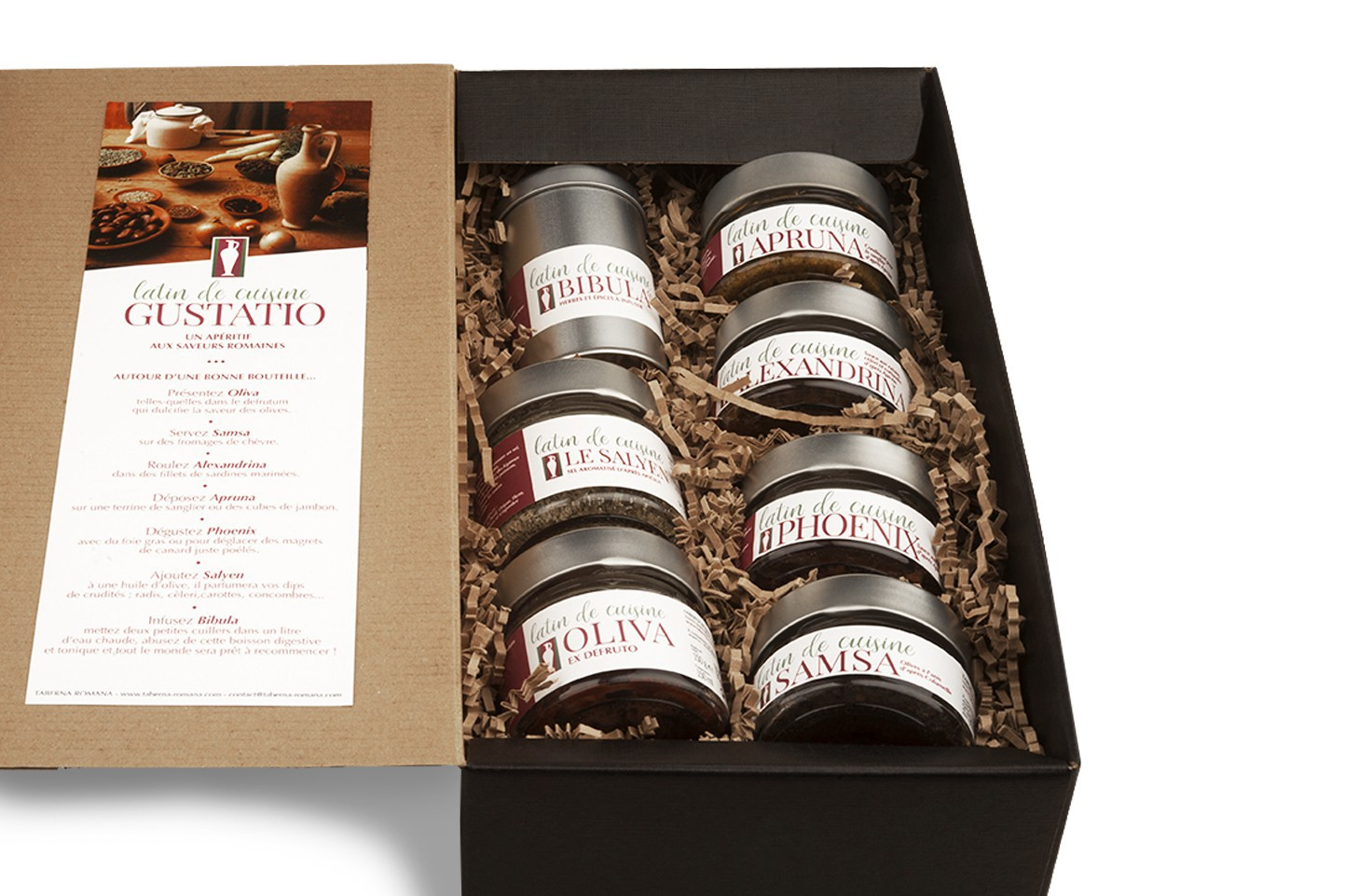 Coffret Gustatio