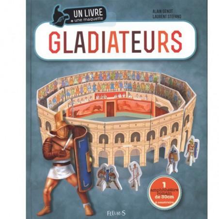 Gladiateurs: Livre+Maquette