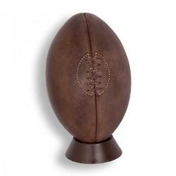 Ballon de Rugby rétro