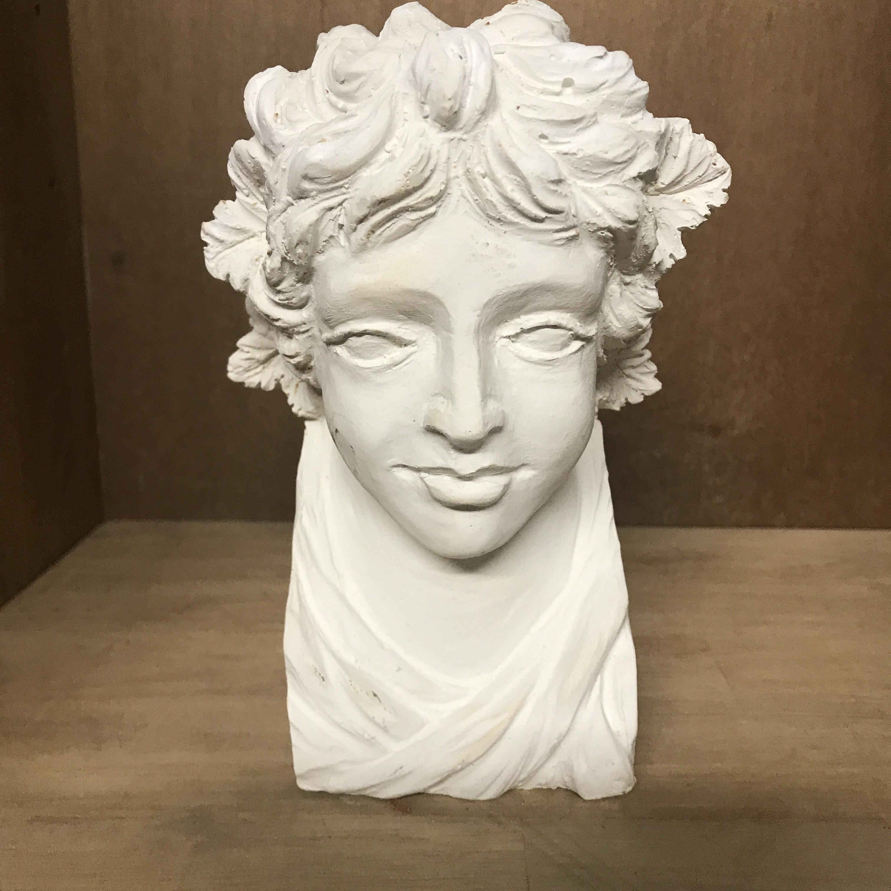 Buste possible d'Apollon