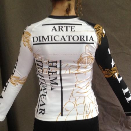 T-shirt technique. Femme Gladiateur taille M