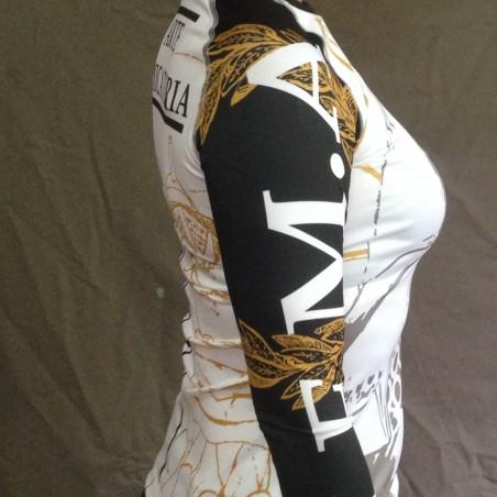 T-shirt technique. Femme Gladiateur taille L