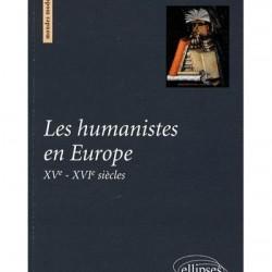 Les Humanistes en Europe
