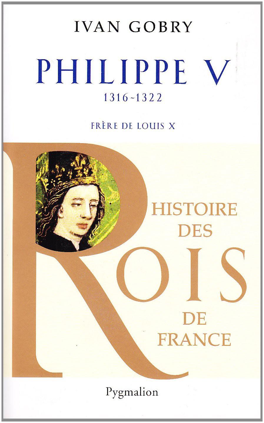 Philippe V, frère de Louis X