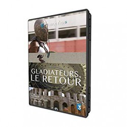 DVD Gladiateurs le Retour