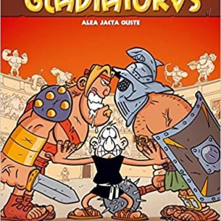 BD Gladiatorus tome 2