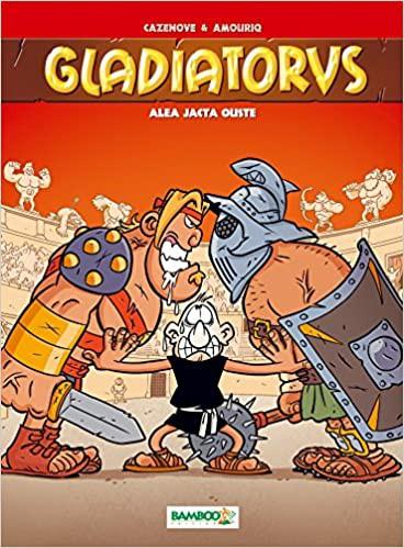 BD Gladiatorus tome 1