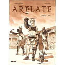 BD Arelate cycle 1 : tome 1 à 3.