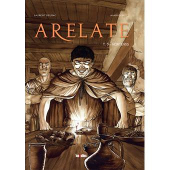 BD Arelate tome 5.