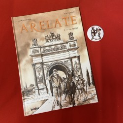 ARELATE TOME 7 + GOODIE DECAPSULEUR