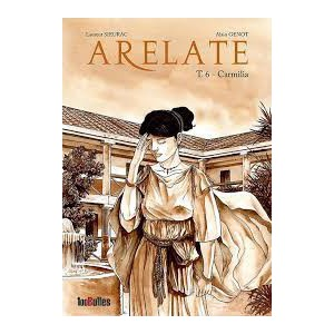 BD Arelate tome 6.